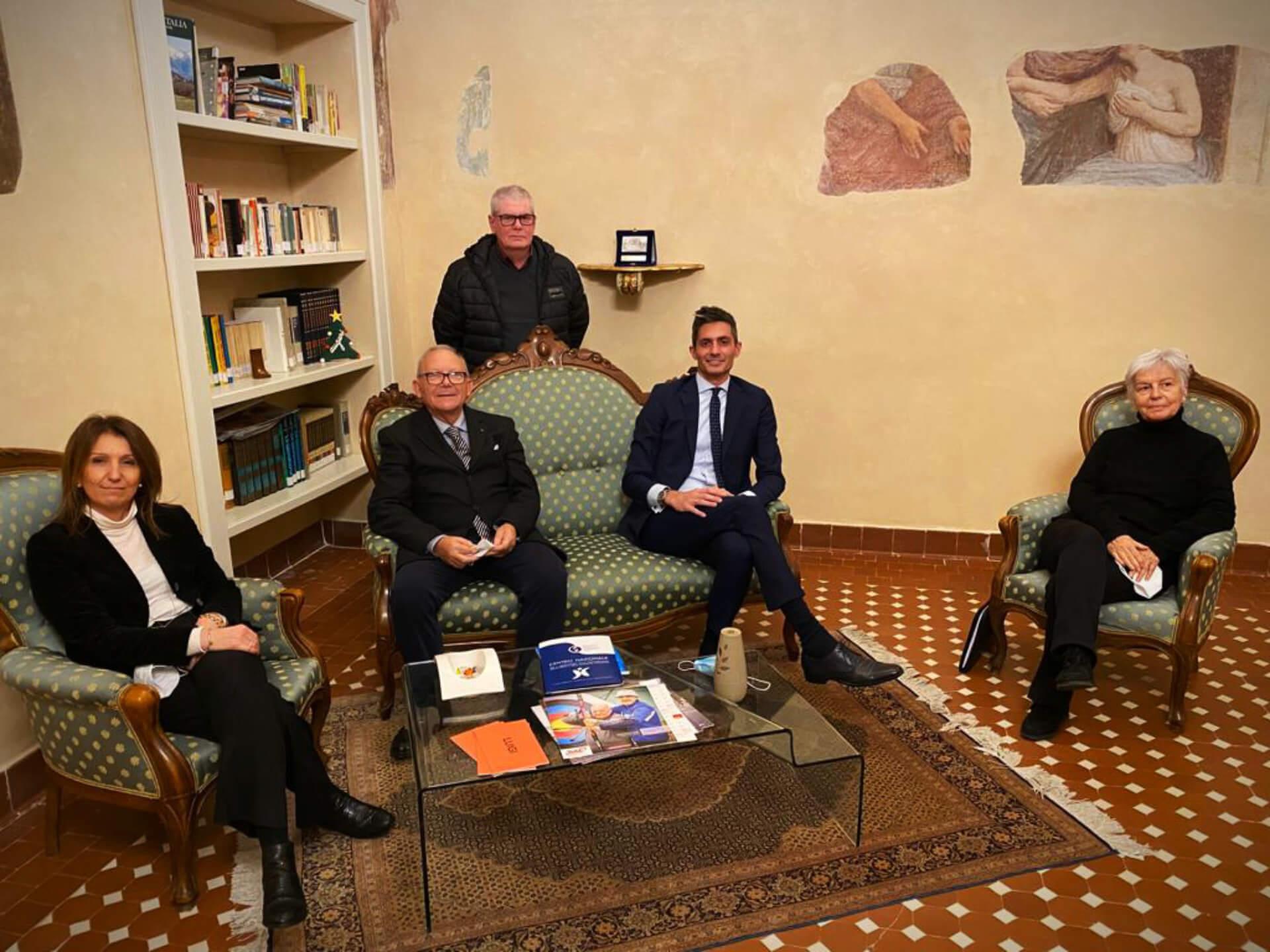 Insediamento nuovo Consiglio di Amministrazione   Cascina San Marco Tidolo