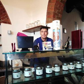 OSTERIA PANE E SALAME   Cascina San Marco Tidolo